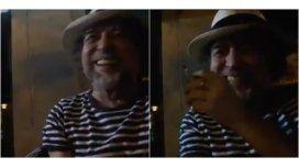 La entrevista espontánea a Sabina en un bar de Madrid
