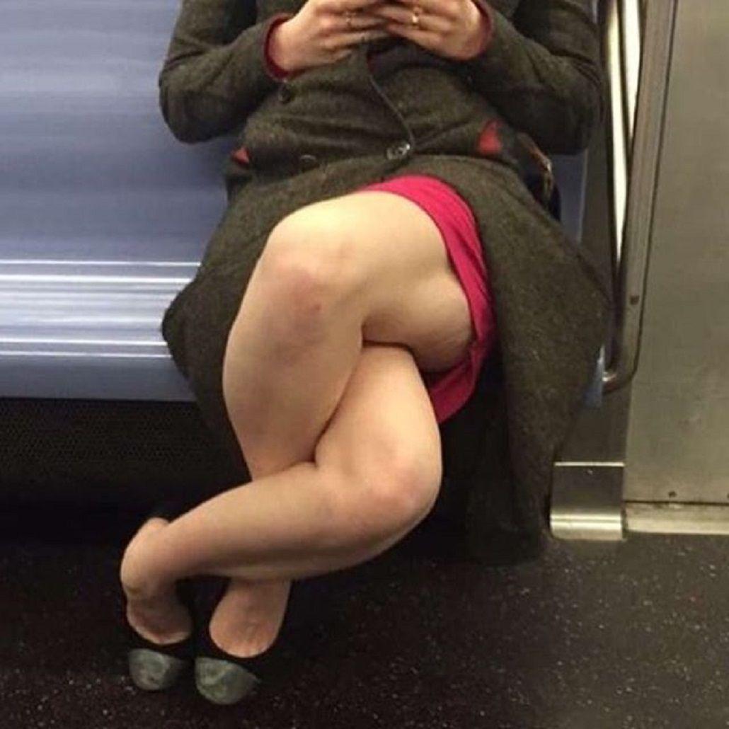 Viral: ¿Es real esta forma de cruzar las piernas?