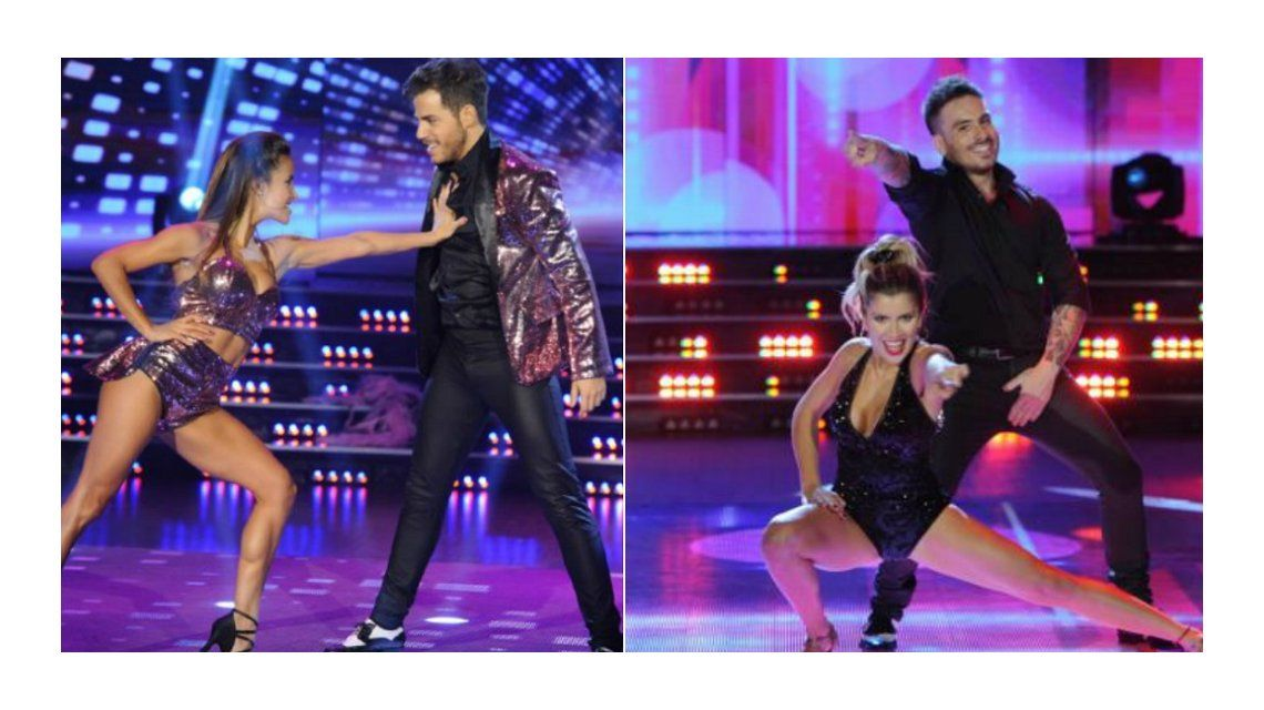 ¿Plagio en Bailando? Fede Bal y Laurita Fernández repitieron una coreo de 2015