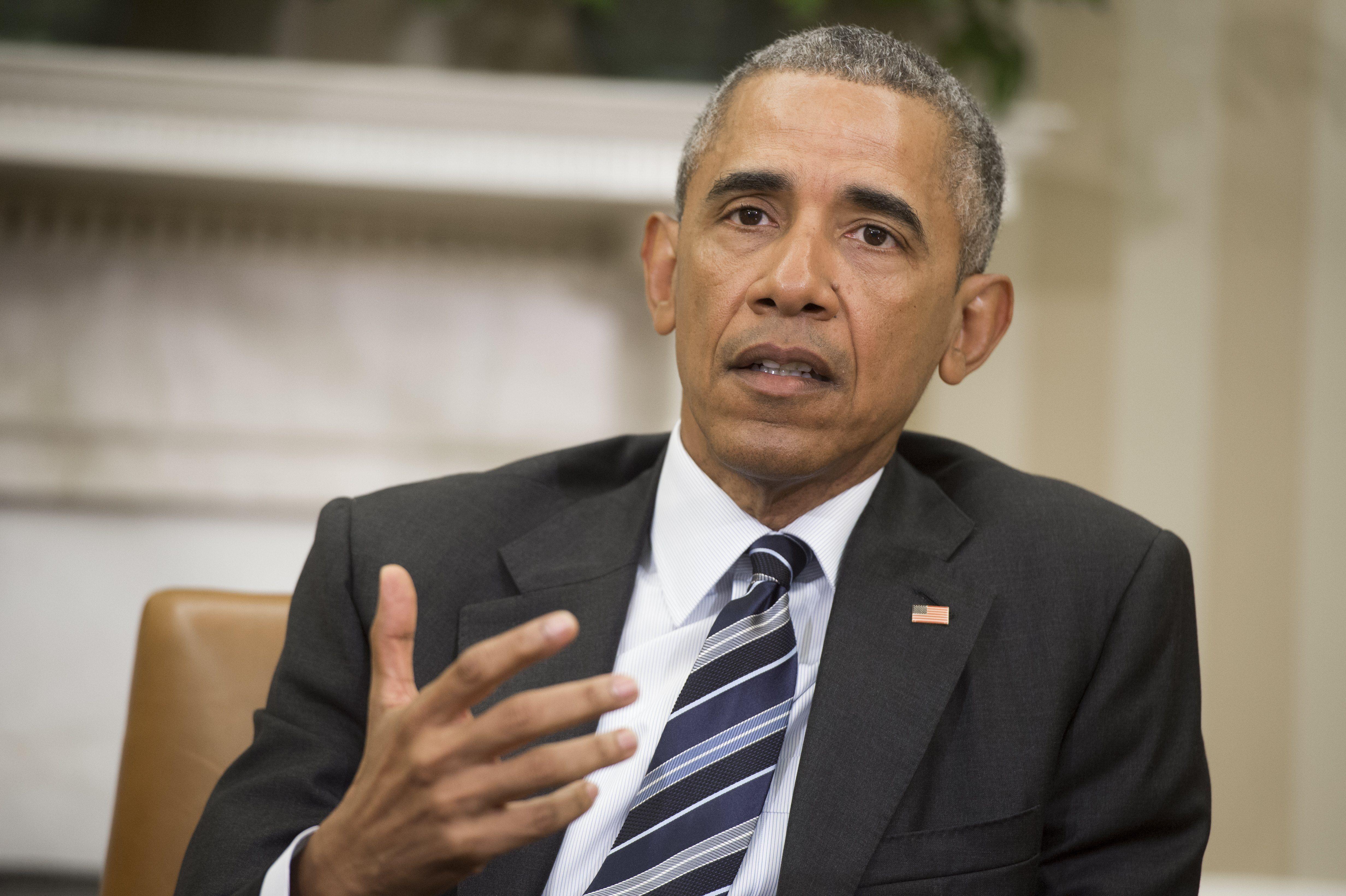 Obama dijo que no hay pruebas de que la matanza fuera dirigida desde el exterior