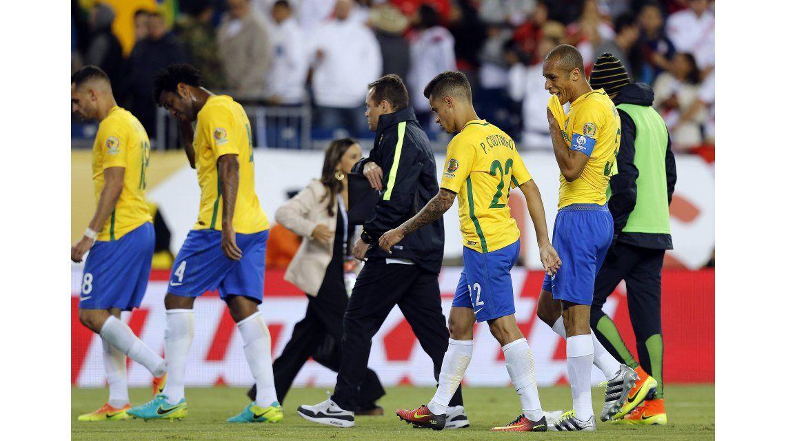 Fin de un mito: Brasil fue el del jogo más bonito, pero no le sirvió de nada