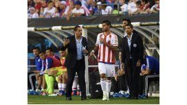 Ramón Díaz renunció como director técnico de Paraguay