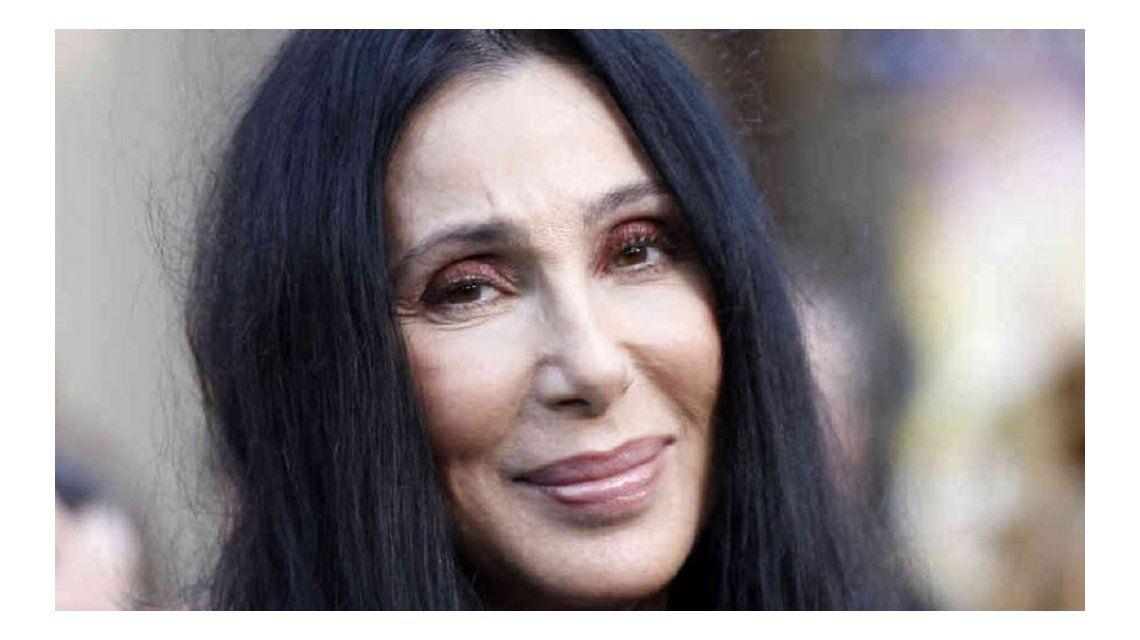 Preocupa la salud de Cher: Sabe que tiene poco tiempo de vida