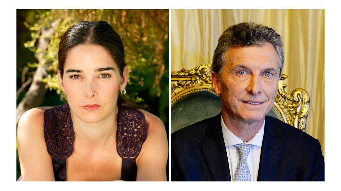 Juana Viale criticó a Mauricio Macri: Gobernar un país no es para estar experimentando