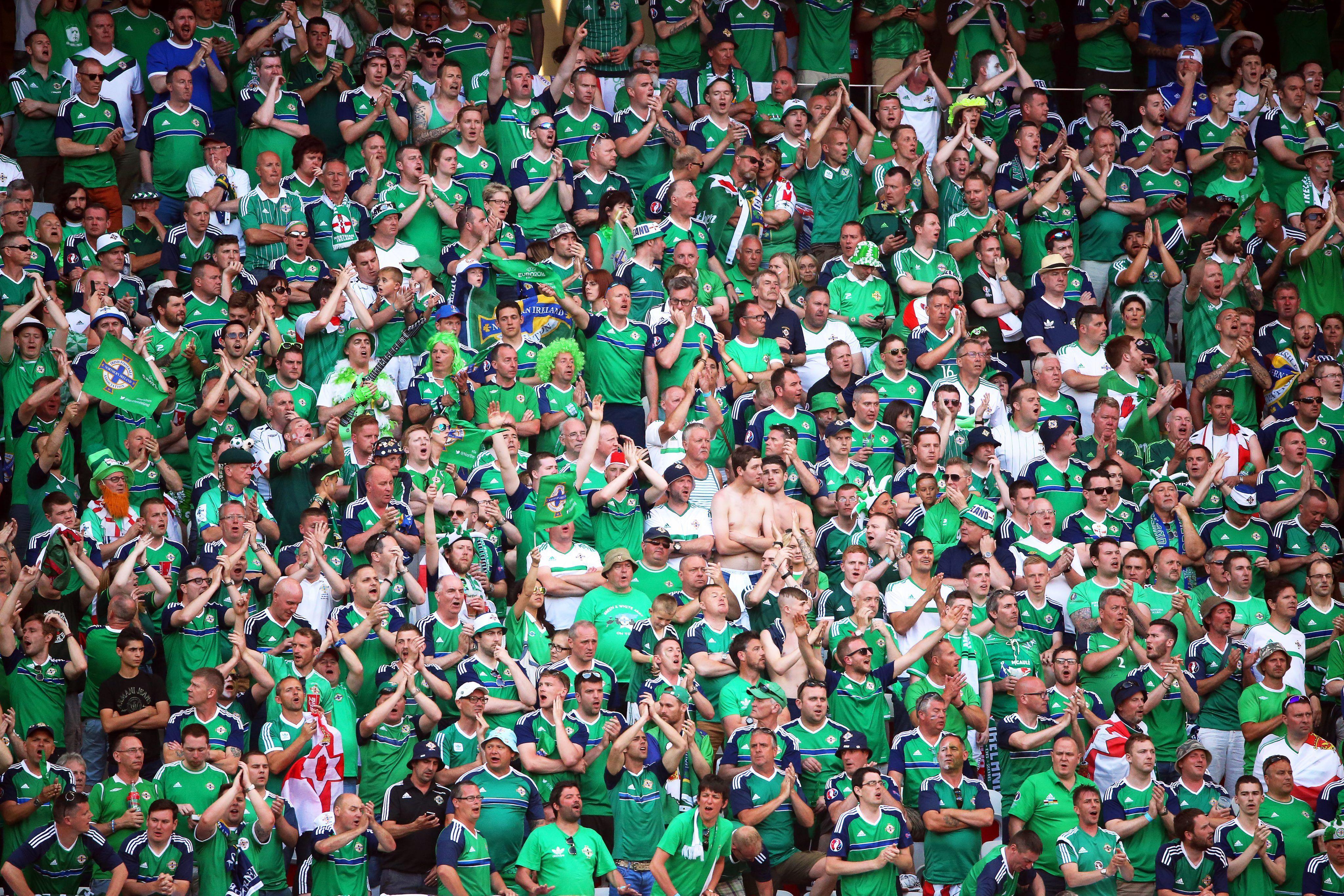 El Decime qué se siente irlandés: escuchá el gran hit de la Eurocopa