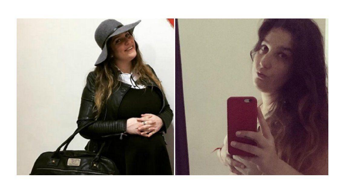 Juana Repetto se defiende porque la acusan de vestirse de canje