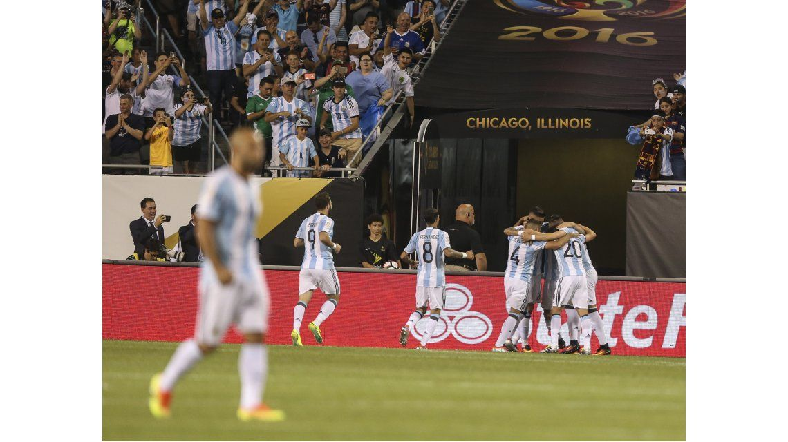 Reviví los goles con los que Argentina derrotó a la débil Panamá