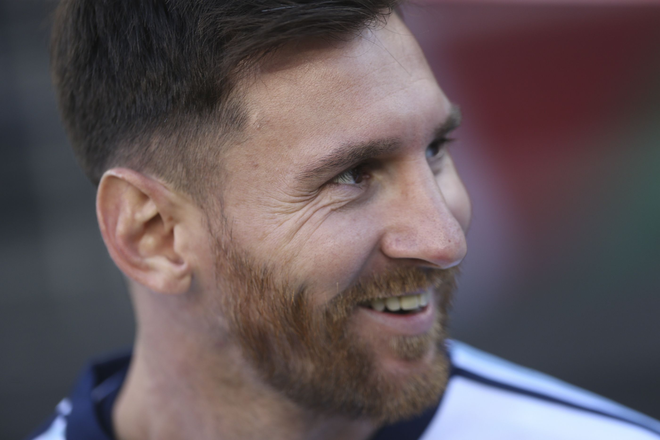 ¿La cábala de Messi? Si me saco la barba me matan