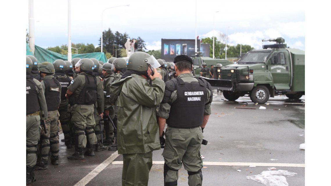 Polémica: quitan gendarmes de La Matanza y mandan 500 a Córdoba