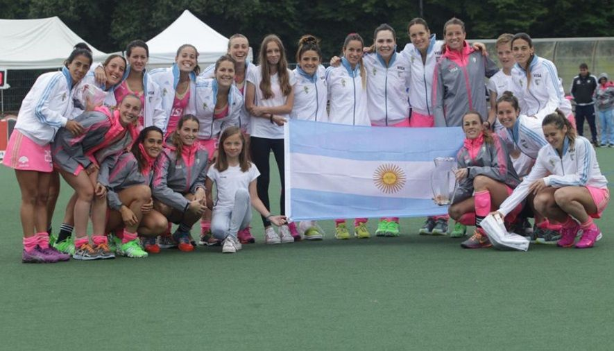 Otra vez campeonas: Las Leonas se consagraron en el Cuatro Naciones