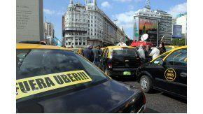 El fallo refiere a que el malestar de los taxistas, respondería más a un tema de competencia comercial