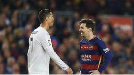 CR7 superó a Messi en otro ranking