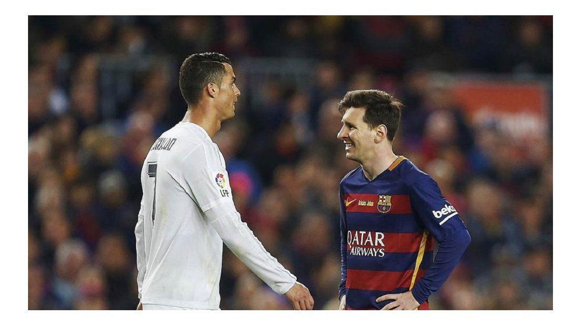 Messi y Cristiano Ronaldo, los deportistas que más dinero ganaron en 2015