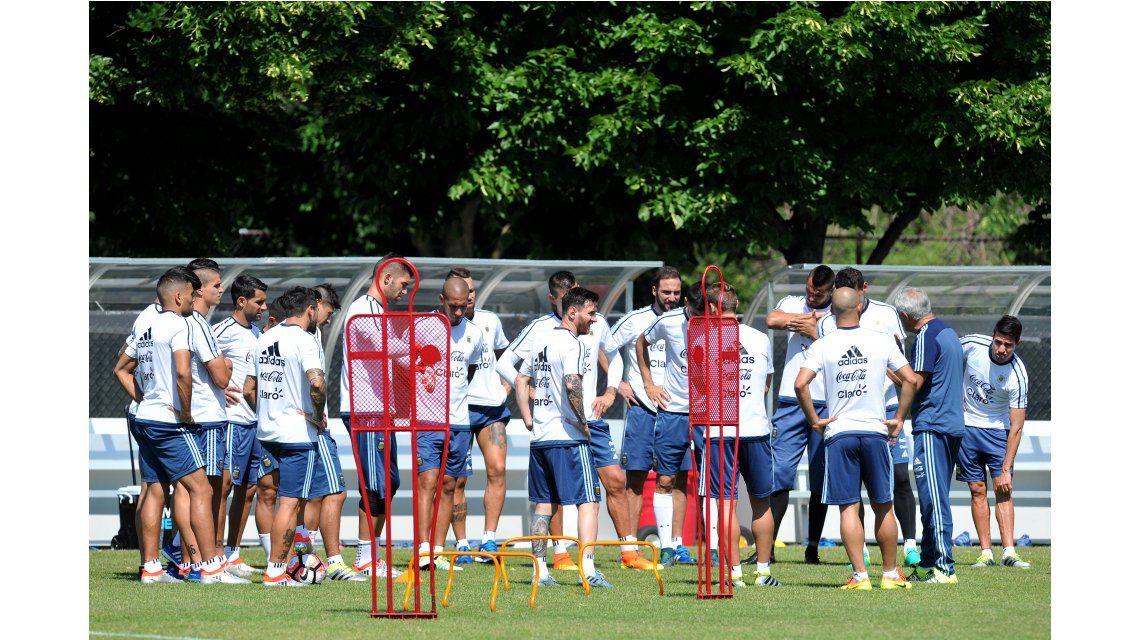 Antes de enfrentar a Venezuela, la Selección argentina tiene nuevo arquero