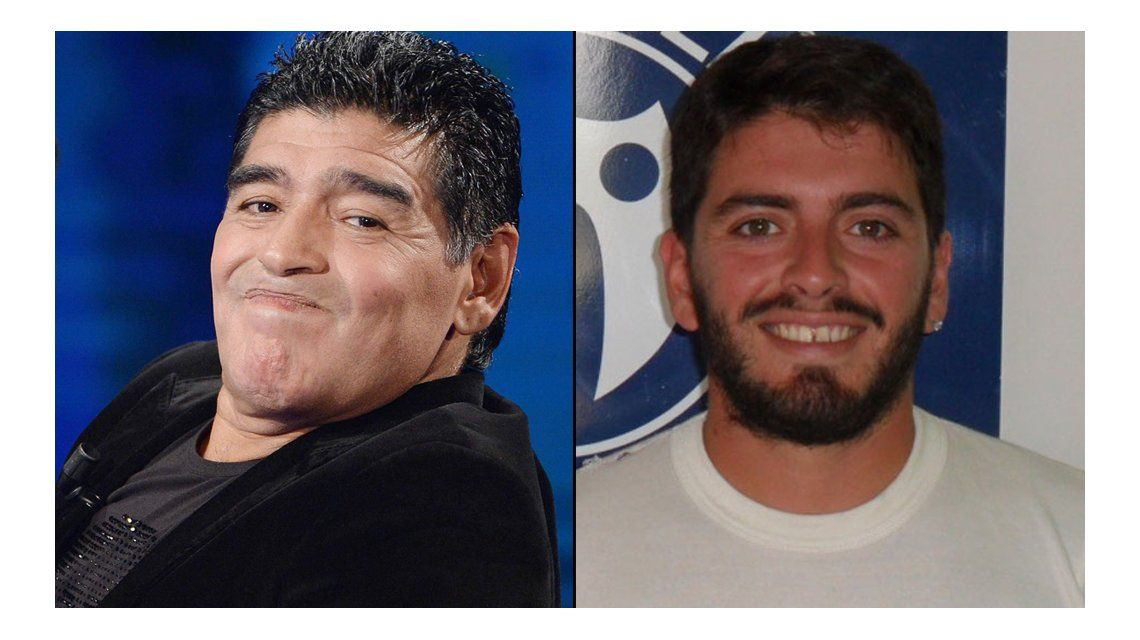 El documento que revela que Diego Maradona asume que es padre de Diego Jr.