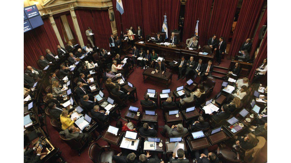La oposición busca aprobar el dictamen sobre Ganancias