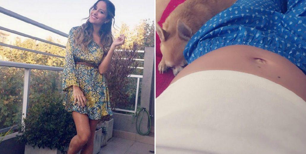¿Lourdes Sánchez vuelve a Showmatch?: Quiero bailar embarazada