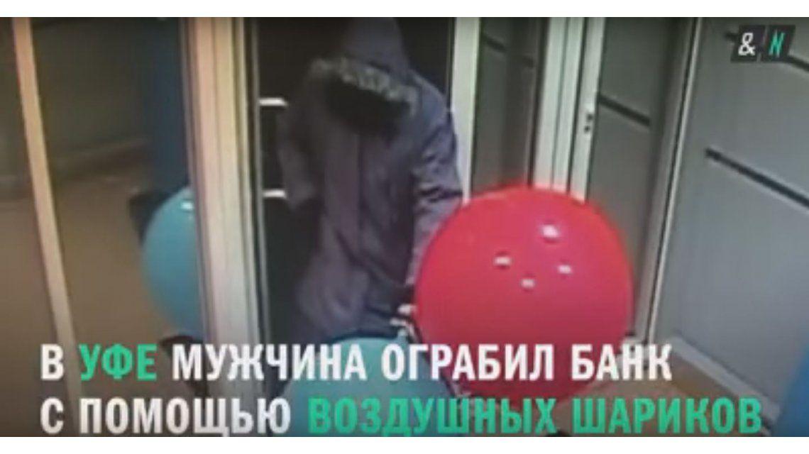 VIDEO: Con un poco de ciencia logró robar un cajero