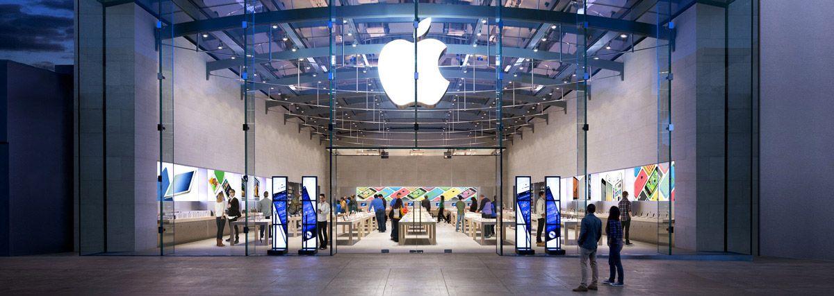 Se disfrazaron de empleados y se robaron decenas de iPhones