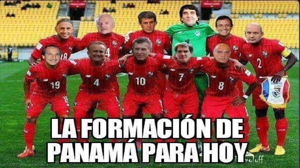 Los galácticos de Panamá: funcionarios PRO no se salvaron de los memes