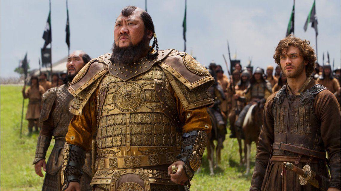 Mirá el primer trailer de la segunda temporada de Marco Polo