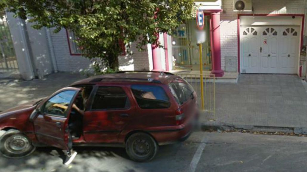 Tiros frente a un jardín de infantes por una discusión de tránsito