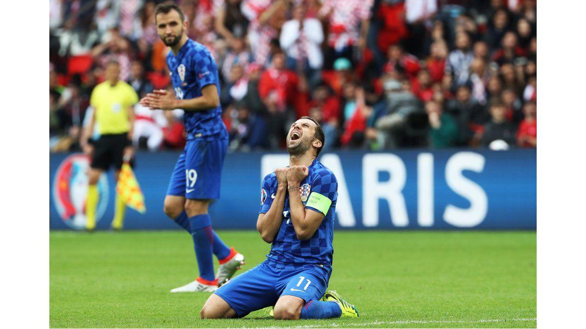 La tragedia del capitán de Croacia: murió el padre cuando jugaba contra Turquía