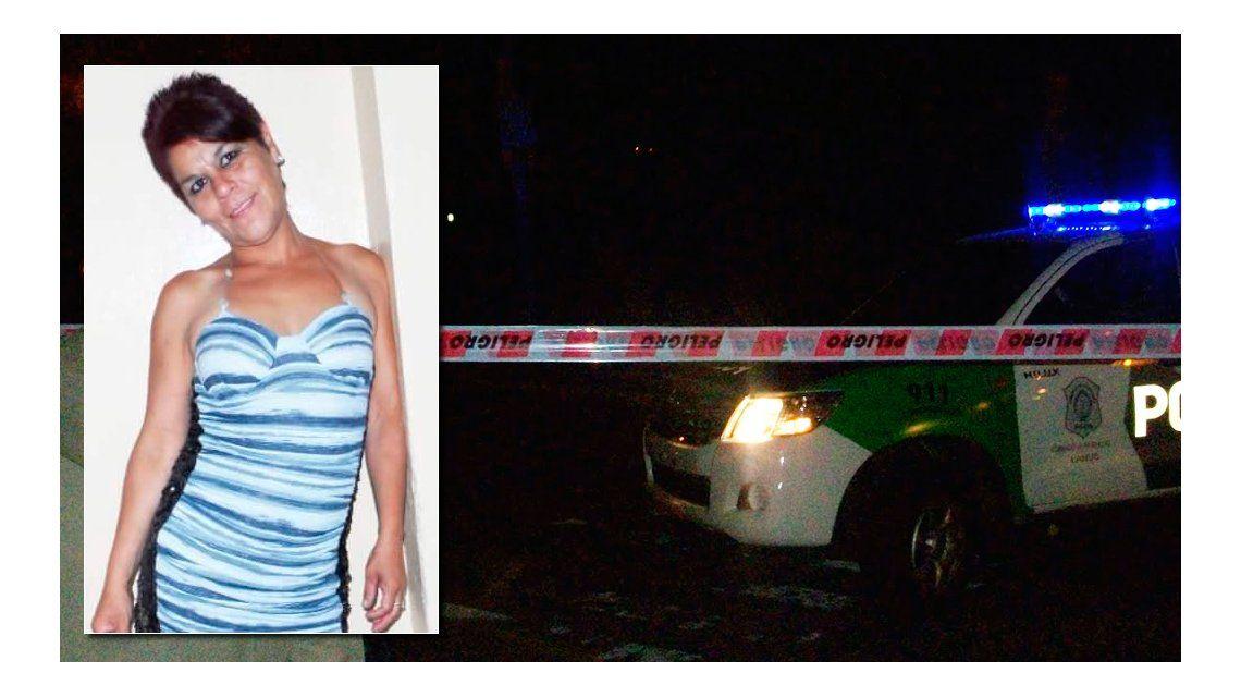 Detuvieron al hombre que degolló a su pareja en una plaza de Lanús