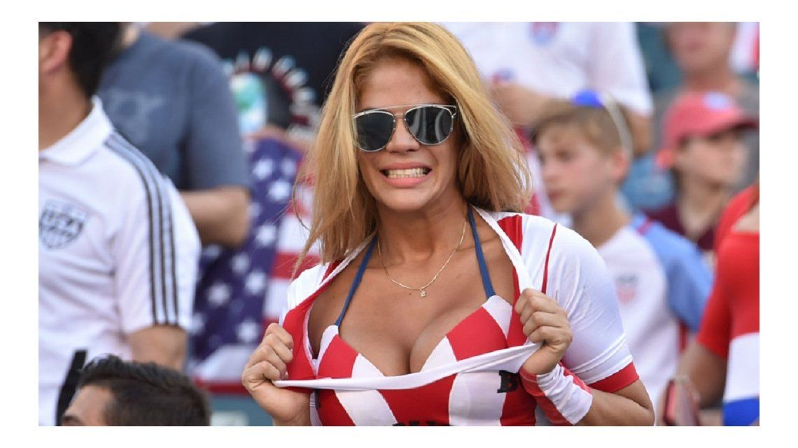 Lo mejor que hizo Paraguay en la Copa América: ¿La nueva Larissa Riquelme?