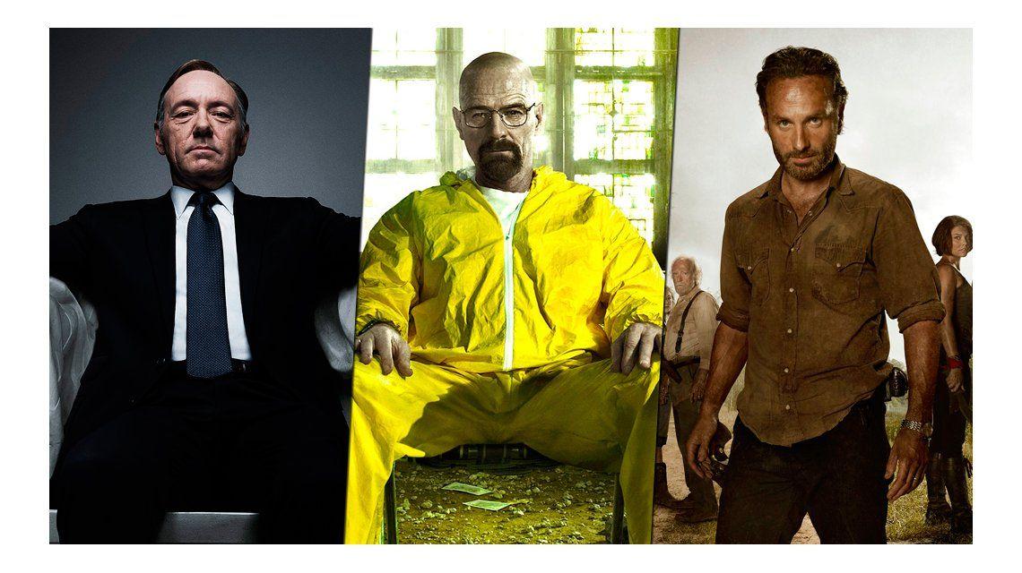 Devoradores y saboreadores: los perfiles de consumidores de series, según Netflix