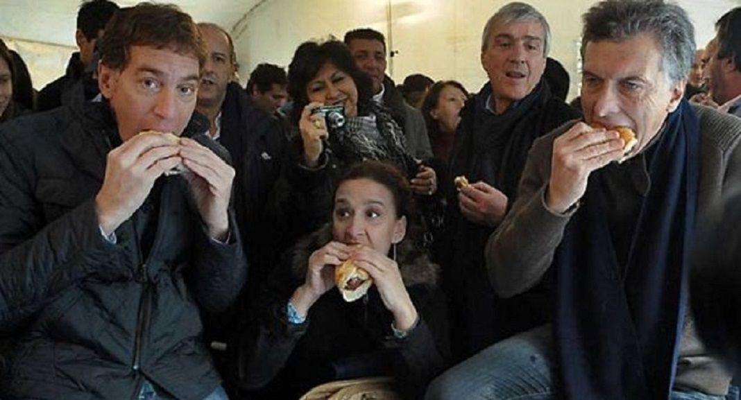 Comer en Casa Rosada aumentó 1500% desde diciembre