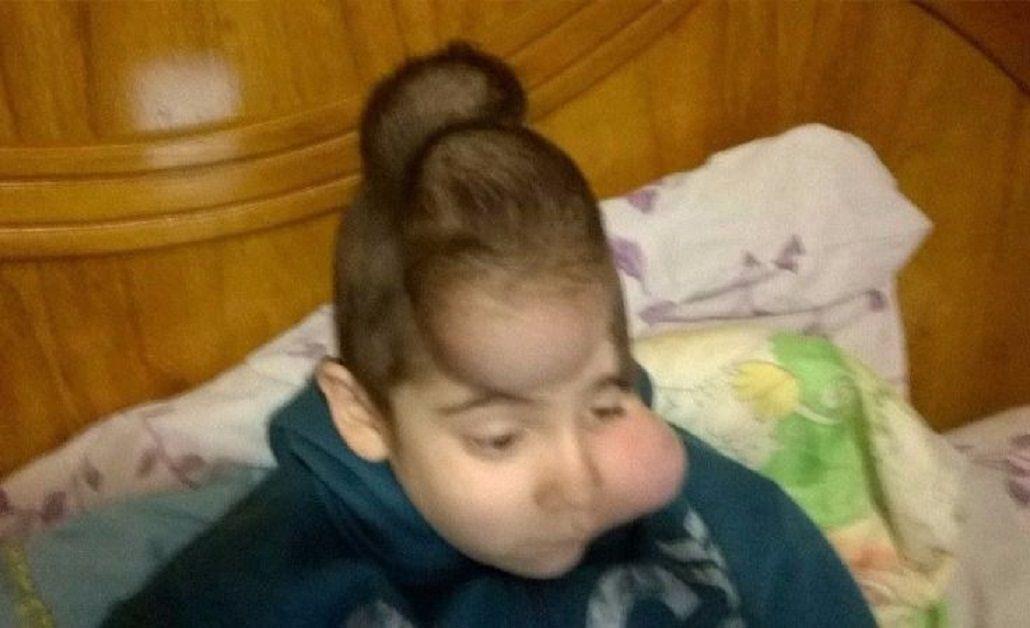 Franco tiene 7 y años necesita una operación para salvar su vida
