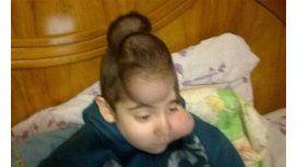 Franco tiene 7 años y necesita una operación para salvar su vida