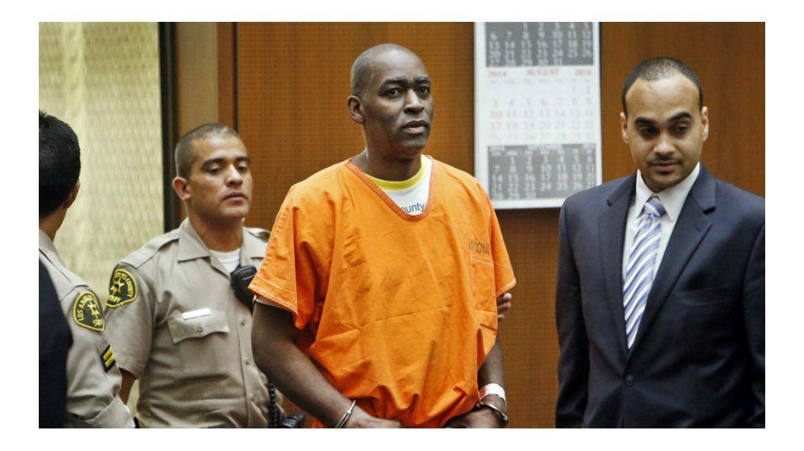Dan 40 años de cárcel a un actor de Hollywood por matar a su esposa