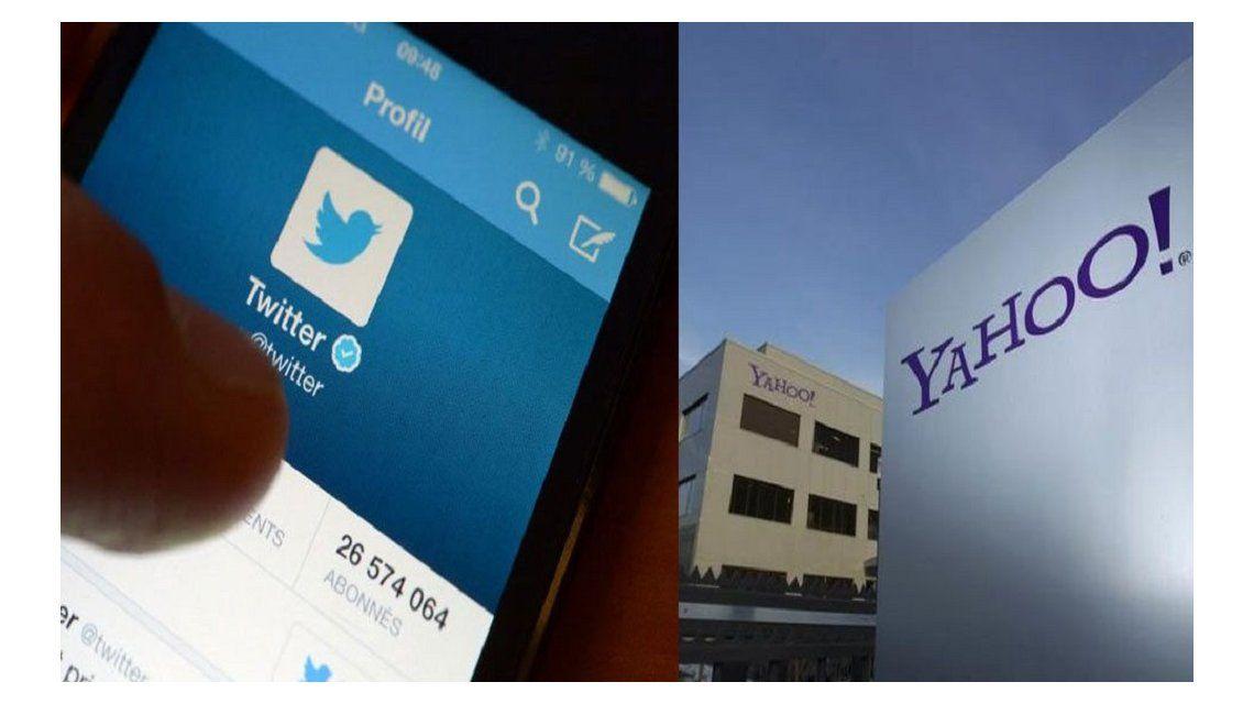Twitter habló con Yahoo para fusionarse
