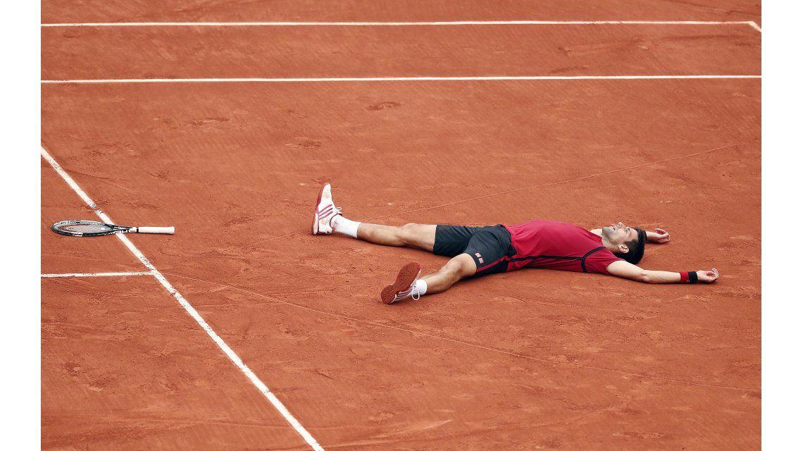 El que le faltaba: Djokovic venció a Murray y es el gran Rey de Roland Garros