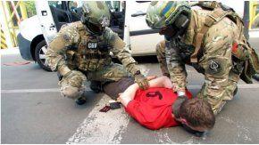 Foto: Policía de Ucrania.