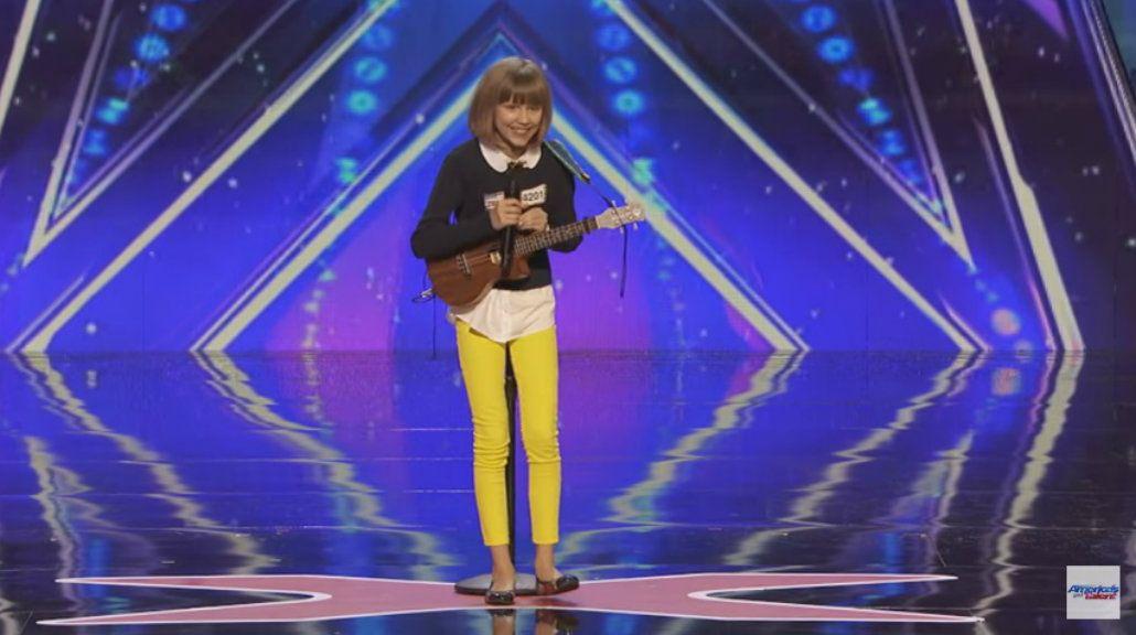 ¿Será? Una chica de 12 años se convirtió en la nueva Taylor Swift