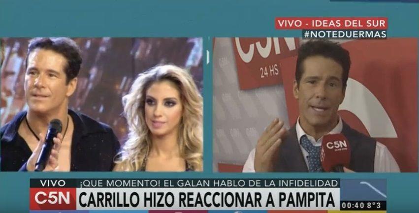 Fernando Carrillo: Creo que el jurado fue un poco injusto