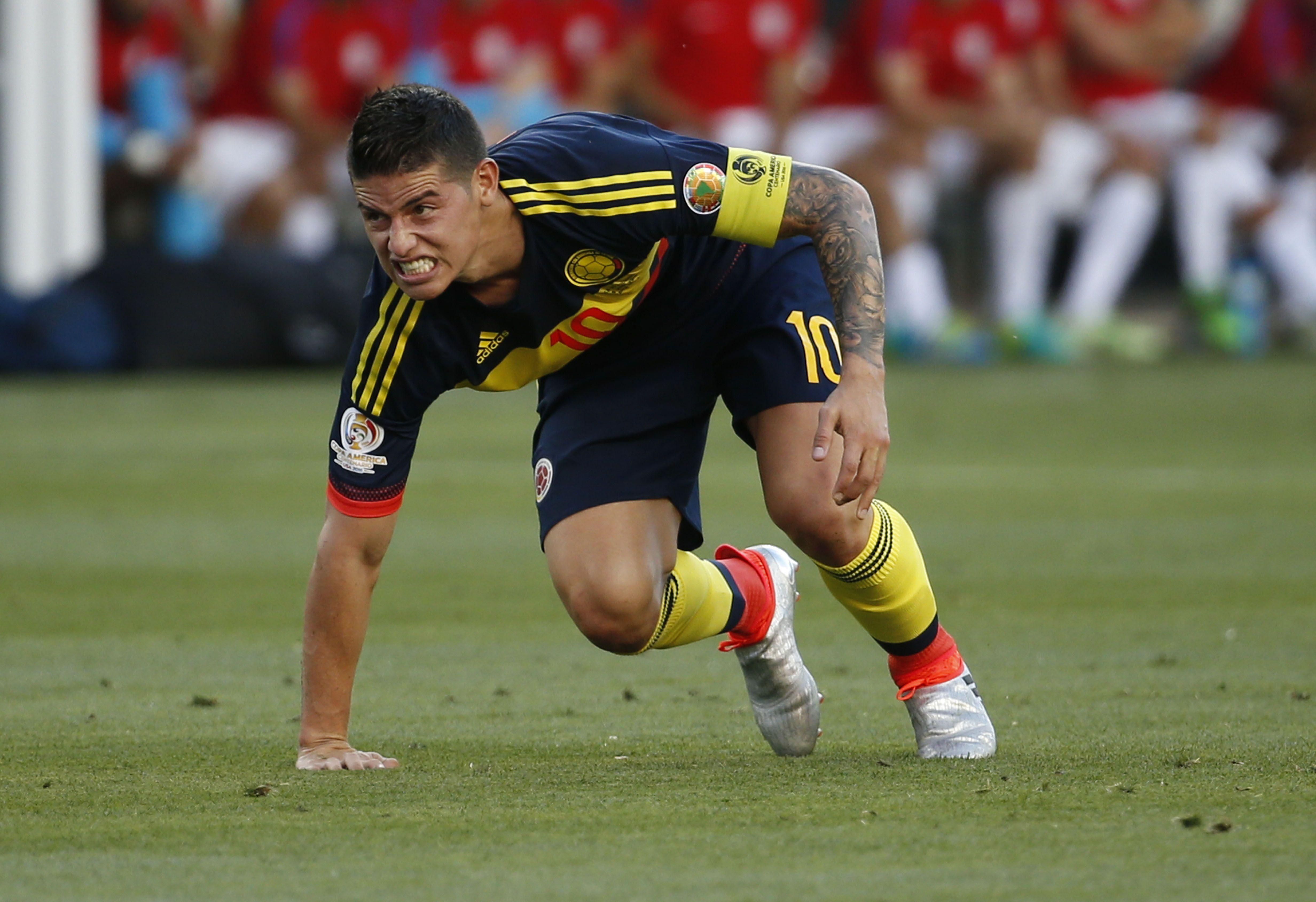 Sufre Pekerman: Colombia pierde a su estrella para un partido clave
