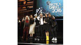 Premios Gardel 2016: el disco póstumo de Spinetta se llevó el oro