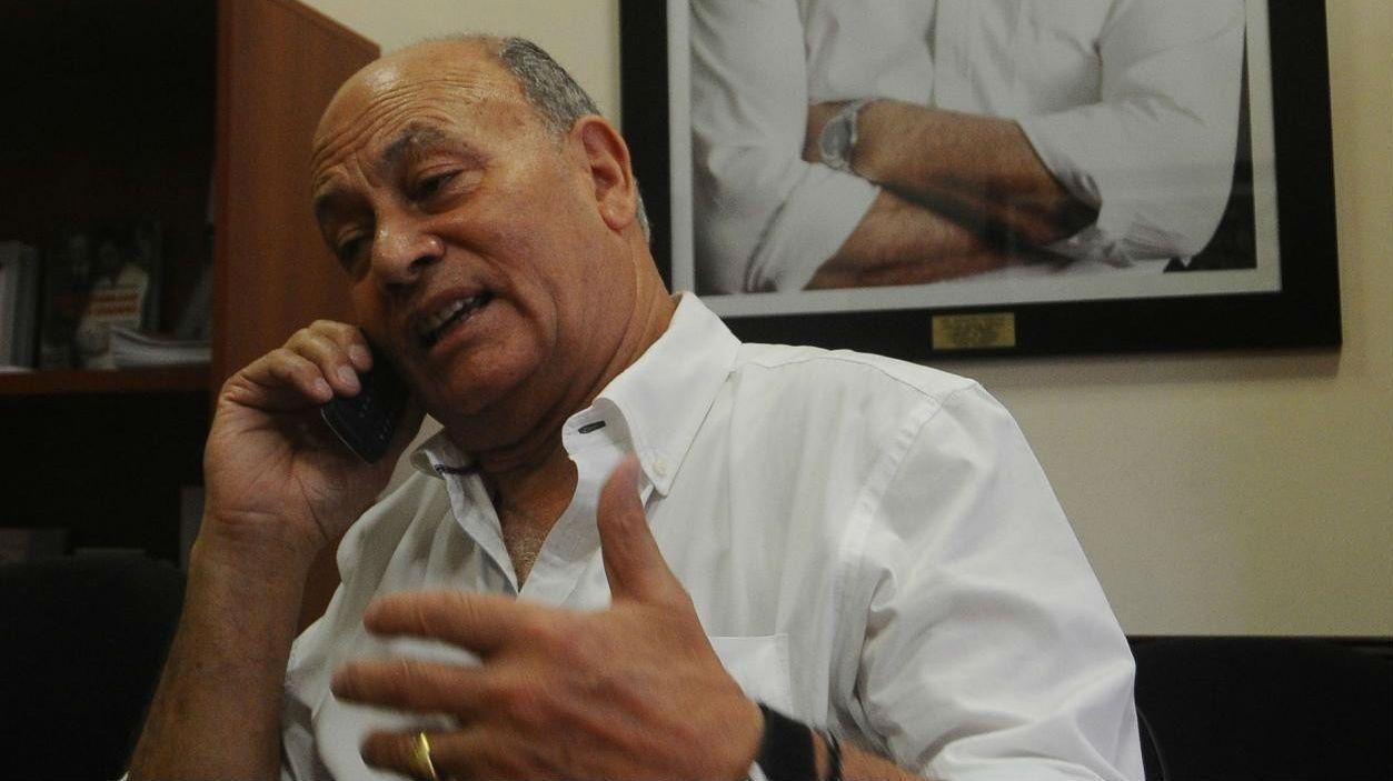 A los 75 años, falleció el sindicalista Gerónimo Momo Venegas