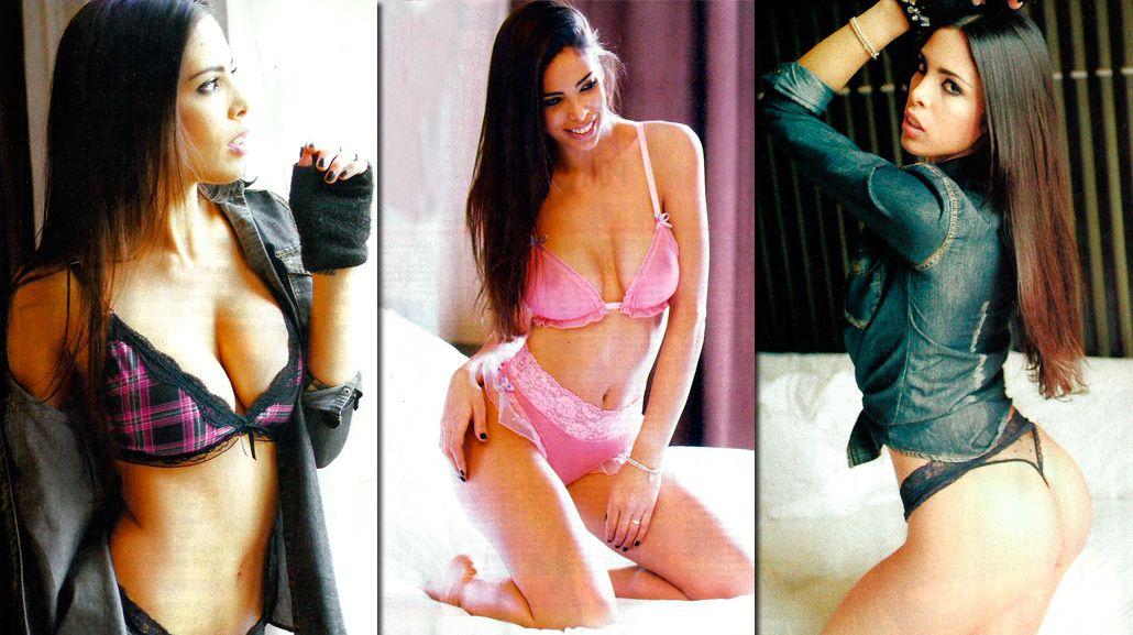 Maypi Delgado: soltera y muy sexy en lencería