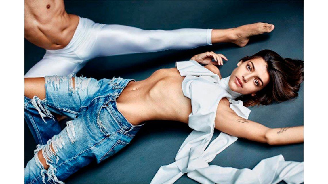 ¿Photoshop o anorexia? Fuerte imagen de Calu Rivero para una campaña