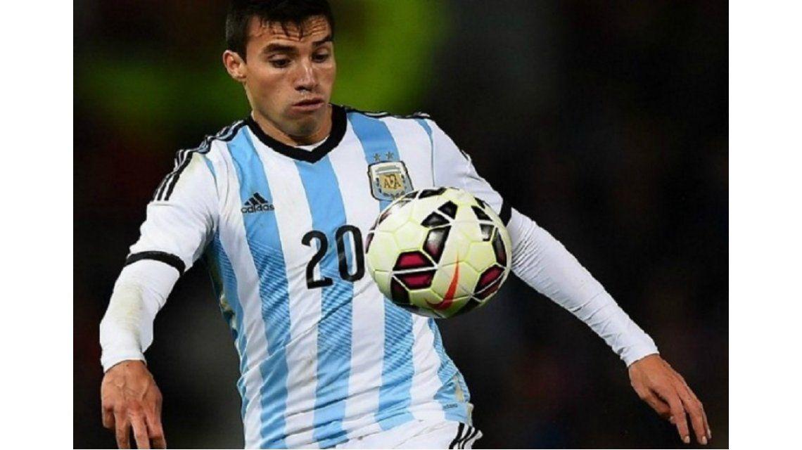 El Patón Bauza elegiría a Gaitán para reemplazar a Messi contra Venezuela