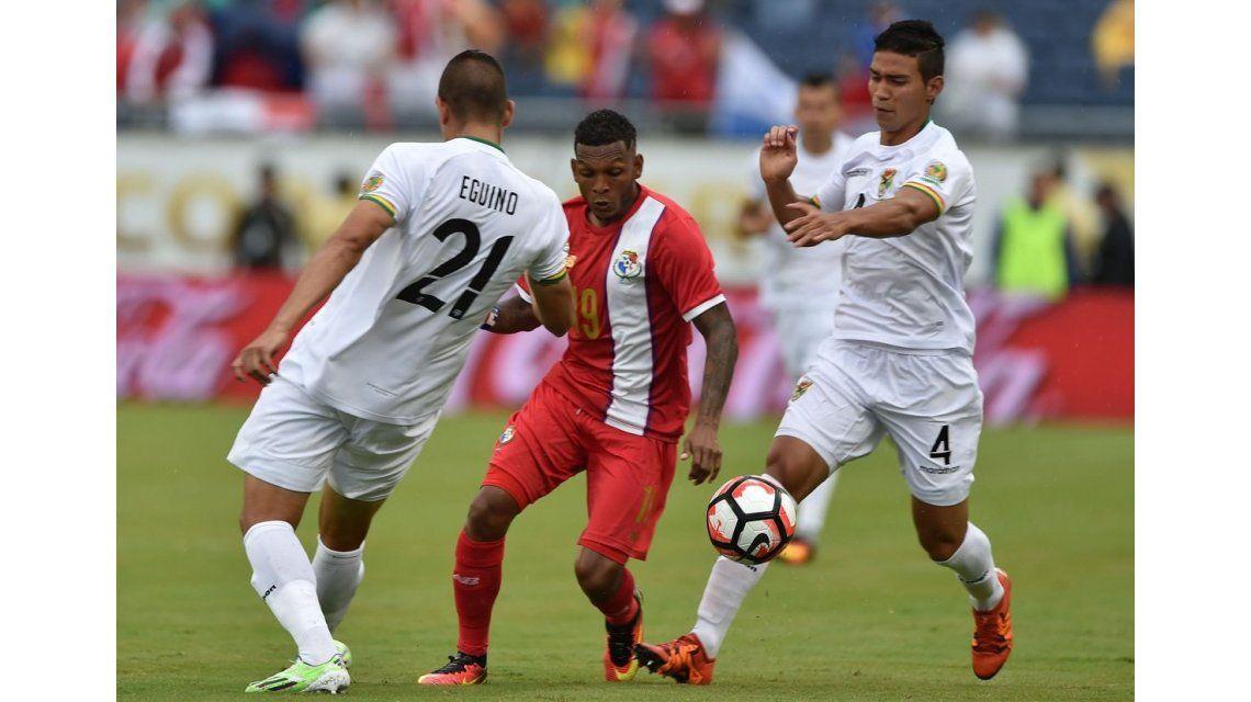 Tiembla Martino: Panamá dio la sopresa y le ganó a Bolivia en el grupo D