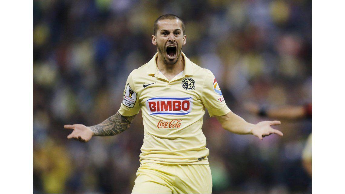 El delantero Darío Benedetto se convirtió en nuevo refuerzo de Boca