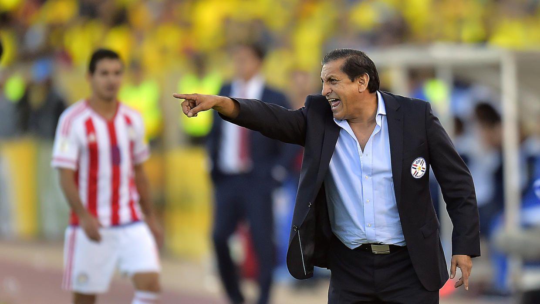 Ramón Díaz se quejó del calor tras el empate de Paraguay: Influyó muchísimo