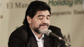 AUDIO: Estalló Maradona en WhatsApp