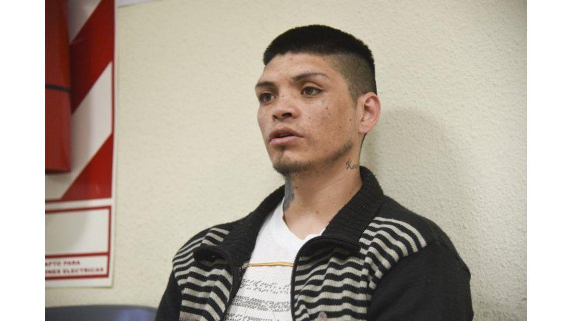 El hombre que amenazó a su ex y secuestró a su hijo ahora quiso robar una casa